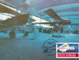bnk fil Maxima filatelica - Primul zbor al unui avion cu reactie Coanda 1910