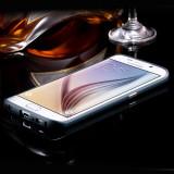 Bumper Samsung Galaxy S6 G920F Aluminiu Black