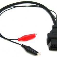 Cablu adaptor 3 Pin la 16 Pin OBD2 pentru Fiat Alfa Romeo Lancia