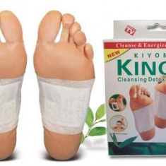 Plasturi Pentru Detoxifierea Organismului Kinoki