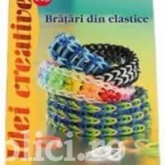 Madaras Kata - Bratari din elastice - Idei creative nr. 113
