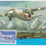 Bnk fil Maxima - Ziua aviatiei RSR 1983 - AN-24