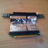 Riser card Ably PCI Express x16 PCIe flexible 1U 2U 7cm GH-PELX16-C7-EF