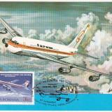 Bnk fil Maxima - Ziua aviatiei RSR 1983 - Boeing 707