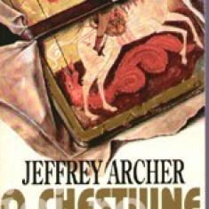 Jeffrey Archer - O chestiune de onoare - Roman, Rao, Anul publicarii: 1994