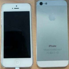 iPhone 5 Apple alb 16GB neverlocked impecabil la cutie, Neblocat