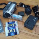 Camera video Panasonic NV-GS35, 2-3 inch, Mini DV, 20-30x