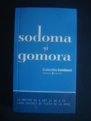 SODOMA SI GOMORA foto
