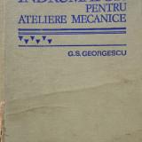 INDRUMATOR PENTRU ATELIERELE MECANICE - G. S. Georgescu - Carti Mecanica