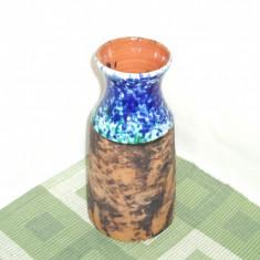 Vaza arta ceramica de studio hand made - II - design Janos Szilasi, Visby Suedia