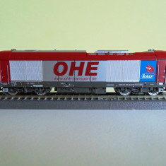 Locomotiva diesel er20 ohe (ks- logo), kuhn 32105, scara TT(1:120) NOUA - Macheta Feroviara Alta, Locomotive
