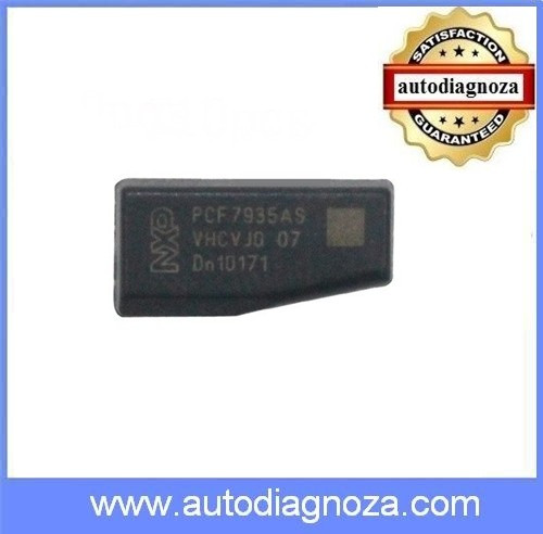 Chip cheie PCF7935AS - programator chei PCF 7935 AS ; cip auto PCF7935 AS foto mare