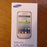Samsung Galaxy Young - Telefon mobil Samsung Galaxy Young, Vodafone, Single SIM