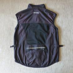 Vesta ciclism Crane Racer TechTex; marime L: 55 cm bust, 59 cm lungime pe fata - Echipament Ciclism