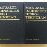 MANUALUL INGINERULUI HIDROTEHNICIAN - Coord. Dumitru Dumitrescu, Radu A. Pop