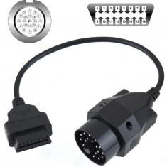 Cablu adaptor 20 Pin la 16 Pin OBD2 pentru BMW