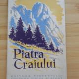 I. IONESCU-DUNAREANU--PIATRA CRAIULUI - Carte Geografie