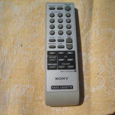 Telecomanda Sony RMT-CF15 sistem audio - Telecomanda aparatura audio