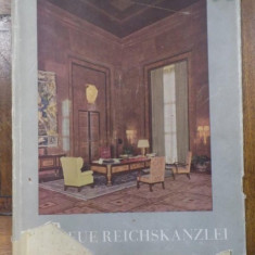 DIE NEUE REICHSKANZLEI de ARHITECT ALBERT SPEER, perioada inerbelica - Carte Arhitectura