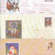 Bnk fil Lot 14 intreguri postale - Sarbatorile de iarna