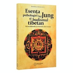 Esența psihologiei lui Jung și budismul tibetan - Carte Hobby Paranormal