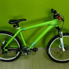 Bicicleta Merida UMF Hardy 4 2013 - Mountain Bike Merida, 16 inch, 26 inch, Numar viteze: 18