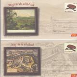 Bnk fil Lot 4 intreguri postale - Imagini de altadata