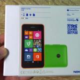 Super oferta !!! NOKIA LUMIA 530 SIGILAT ! GRABESTE-TE CA SA IL MAI PRINZI! - Telefon Nokia, Alb, Orange