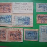 HOPCT FRANTA PARIS -LOT 9 ABONAMENTE LA TEATRU 1926