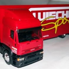 HERPA IVECO Eurotech Wiechers sport 1:87 - Macheta auto