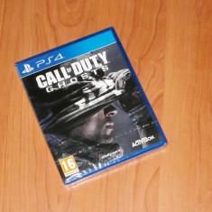 Vand / schimb joc PS4 - Call of Duty : Ghosts, nou, sigilat - Jocuri PS4, Shooting