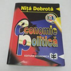 ECONOMIE POLITICĂ - NIŢĂ DROBOTĂ /1997 - Carte Economie Politica