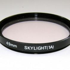 Filtru Skylight 1A 49mm - Filtru foto