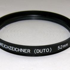 Filtru efect weichzeichner duto 52mm - Filtru foto