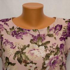 Rochie model floral, marimea L