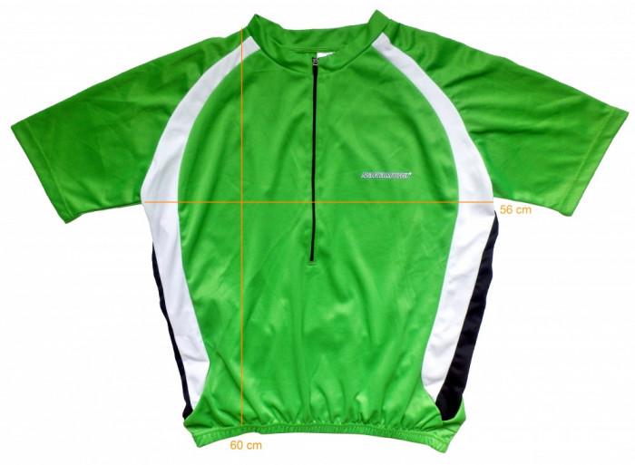Tricou bicicleta ciclism NAKAMURA original DryPlus ClimaDry(dama 2XL) cod-172148 foto mare