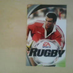 Manual - Rugby - Playstation PS2 ( GameLand ), Alte accesorii