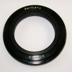 Inel adaptor Novoflex 20.1653 - Inel adaptor obiectiv foto