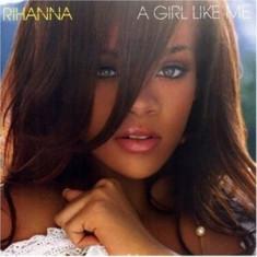 RIHANNA A Girl Like Me (cd) - Muzica Dance