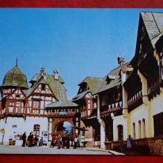Vedere - Carte postala - Sinaia - - Carte Postala Muntenia dupa 1918, Circulata, Printata
