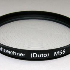 Filtru efect weichzeichner duto 58mm - Filtru foto