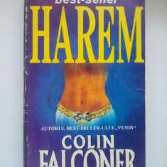 HAREM - COLIN FALCONER ( 1916 ) - Roman, Anul publicarii: 1995