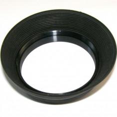 Parasolar guma 55mm - Parasolar Obiectiv Foto