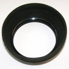 Parasolar guma 67mm - Parasolar Obiectiv Foto