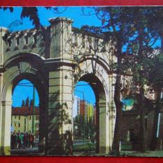 Vedere - Carte postala - Timisoara - Cetatea - Carte Postala Banat dupa 1918, Circulata, Printata
