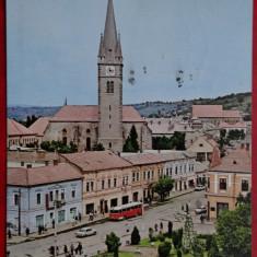 CP - Vedere - RPR - Baile Turda - Carte Postala Transilvania dupa 1918, Circulata, Printata