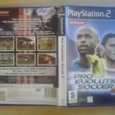 PES Pro Evolution Soccer 4 - JOC PS2 Playstation ( GameLand ) - Jocuri PS2, Sporturi, 3+, Multiplayer