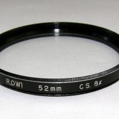 Filtru Rowi Stern Effect - Efect Stea 52mm - Filtru foto