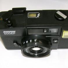 Aparat foto film Revue 500 EF