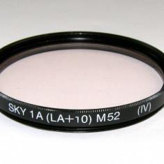 Filtru skylight Hama 1A/LA+10 52mm - Filtru foto